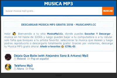 Como Escuchar Y Descargar Musica Mp3